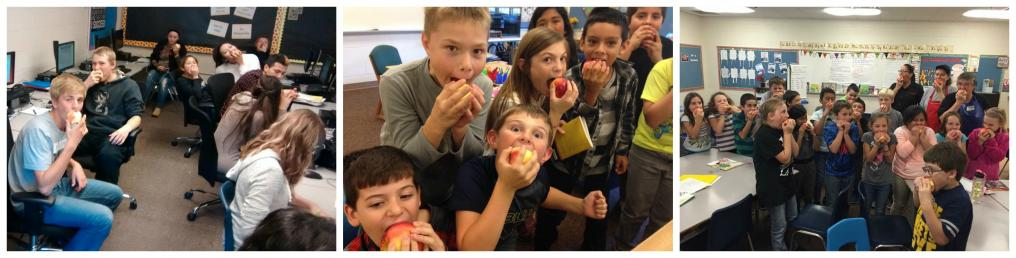 Hart Public Schools Apple Crunch
