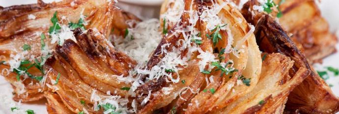 Crispy Sweet Onion Recipe